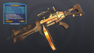 Gemstone E-Tech and Special Weapons at Borderlands 2 Nexus