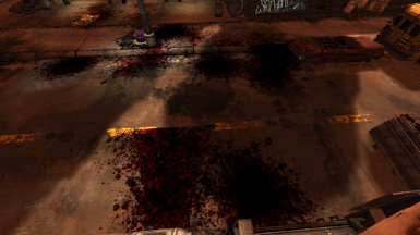 More Blood-Now even bloodier