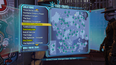 Fast Travel Farms at Borderlands 2 Nexus - Mods and community