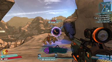 NVHM-TVHM Area Scaling at Borderlands 2 Nexus - Mods and community