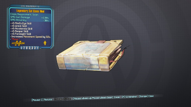 Legendary Class Mods Plus at Borderlands 2 Nexus - Mods and