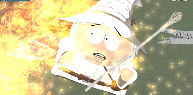 Cartman Gandalf Outfit