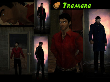 Tremere skin Model Red by Marius217
