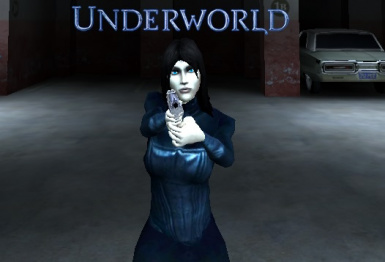 Selene from Underworld for Brujah