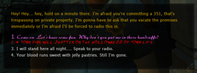 Plain Dialogue Font