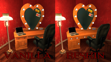 Furniture Texture Pack