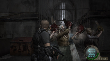 Resident Evil 4 Impossible Mode Savegame