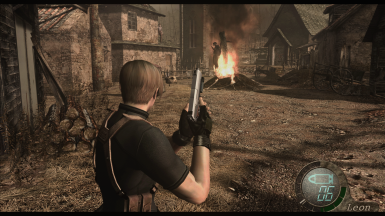 RE4 Ultimate HD Plus Reshade