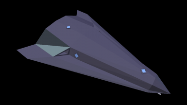 Player Ship - Spear