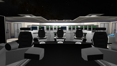 Believable Ship Interior - Enterprise Edition