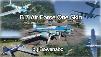 B17 Air Force One