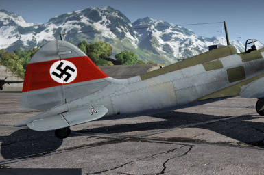 He 112 variants with Historically accurate Swastikas