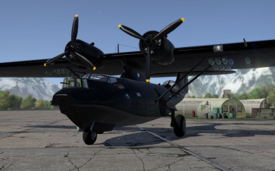 PBY-5 RAAF BLACK CAT RESTORED