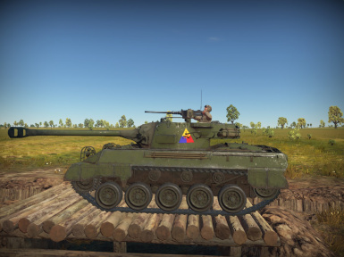 Carry'in the army since 41' (M18 Hellcat)