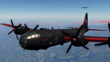TU-4 Night Bomber
