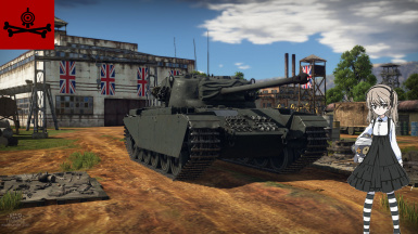 Selection University Centurion Mk. I