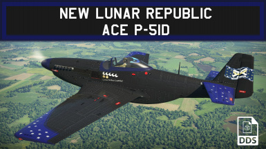 New Lunar Republic Ace P-51D