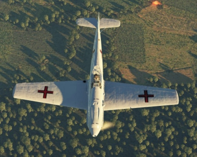 War Thunder- Its An Emergency - Plane - BF 109 E1 - Darchon_X made User Skin V1.1