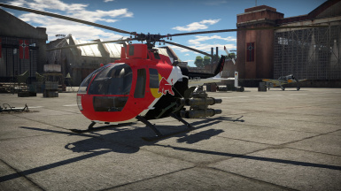 Red Bull Bo 105 CB2