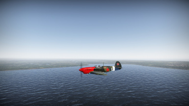 Red nosed Yak 1b with video