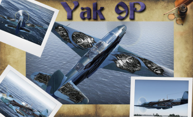 The Mechanical Yak 9P