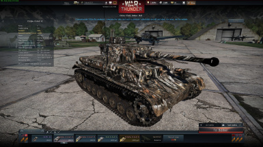 war thunder tank mods