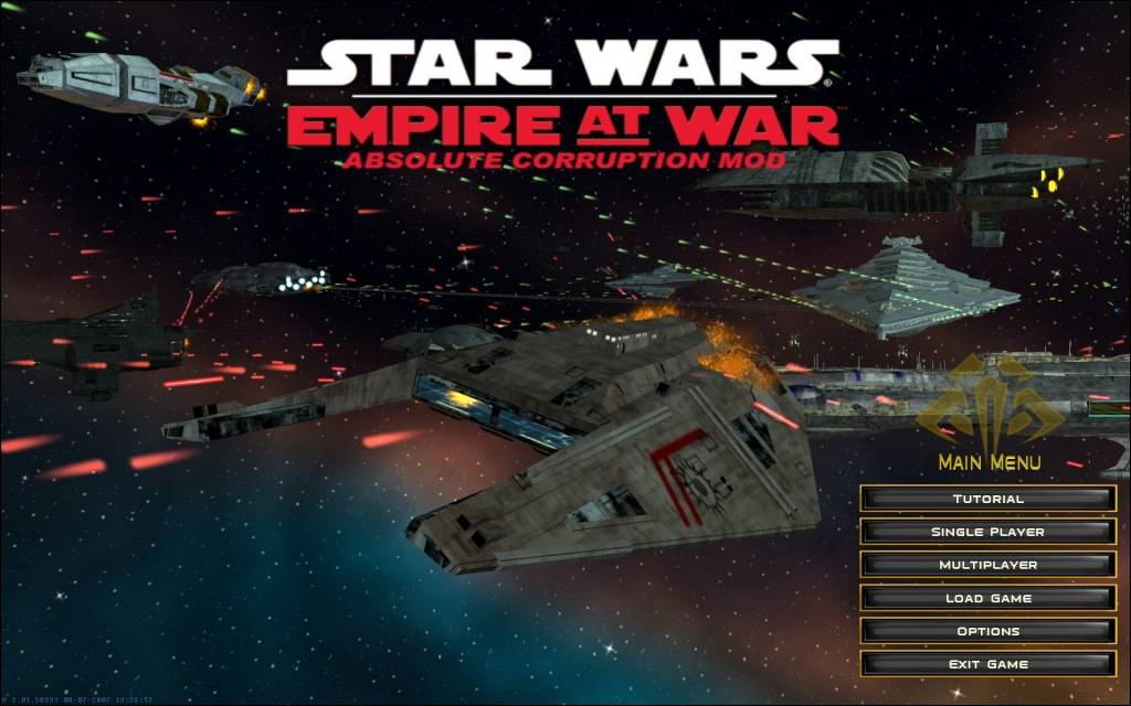 моды для star wars empire at war скачать