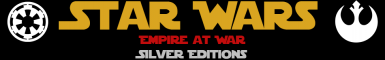 Star Wars Sci-Fi at War Silver Edition