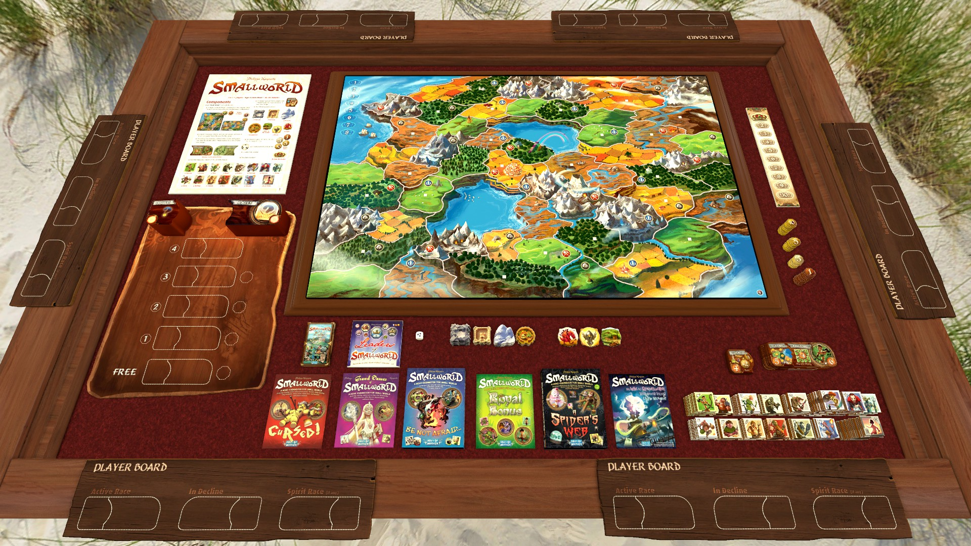 small world and expansions at tabletop simulator nexus - mods and