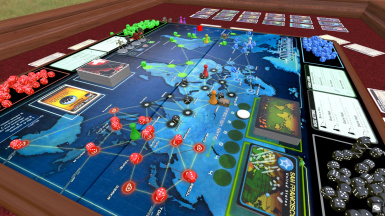 Pandemic - Mixed Edition
