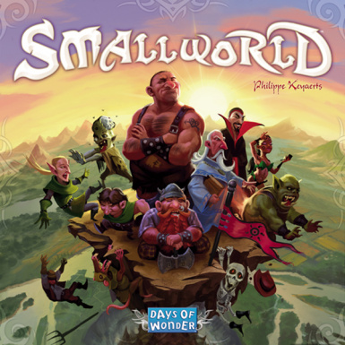 Small World and expansions