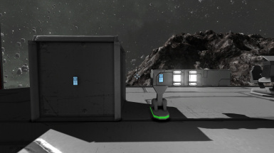 Usefull Meshes for Space Engineers - Model Pack