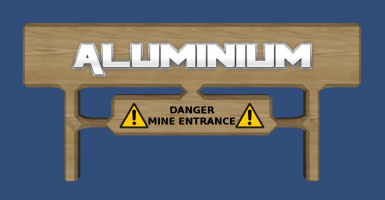 Mine Entrance Signs