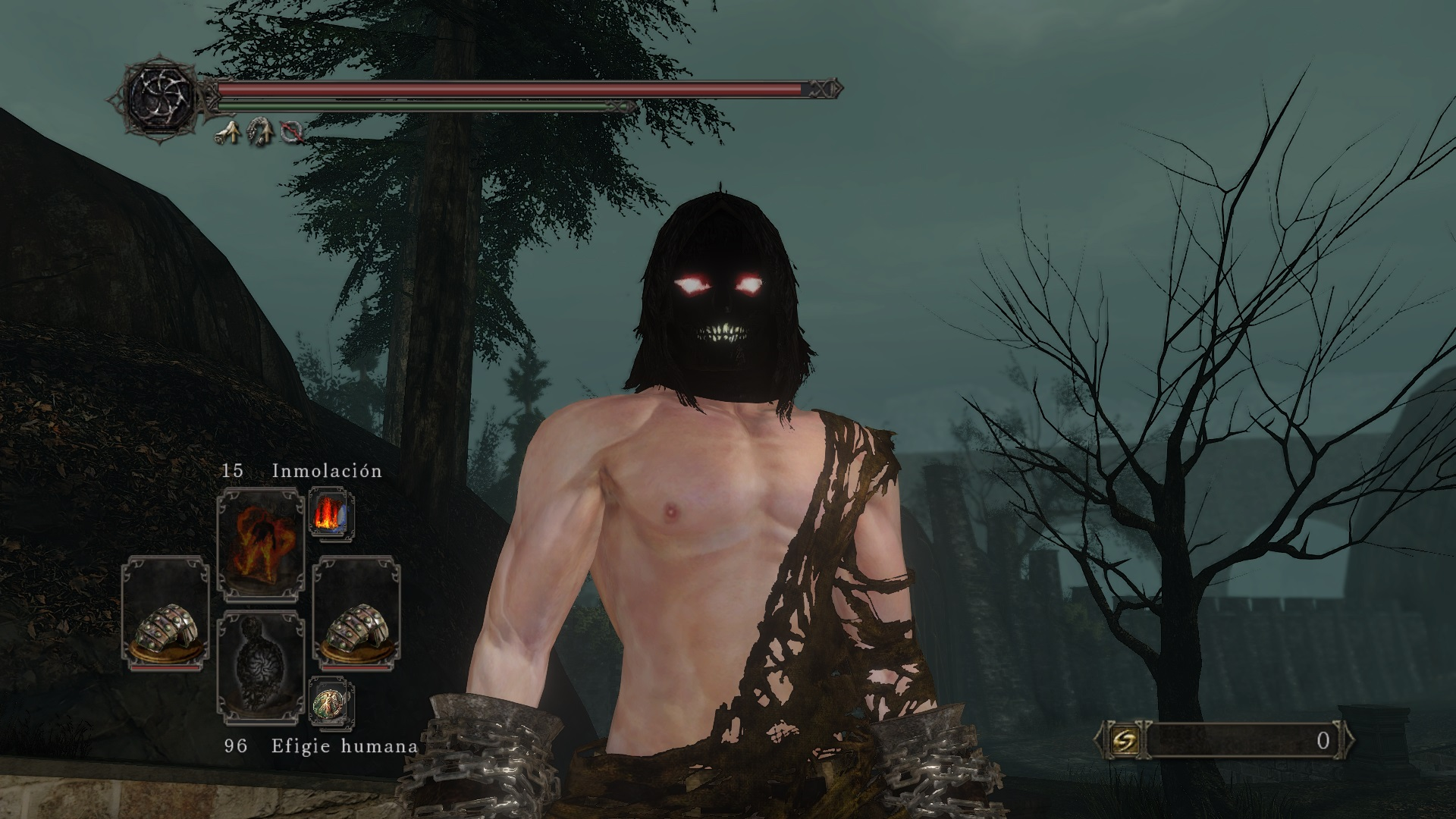 Disturbed The Guy head at Dark Souls 2 Nexus - Mods and ...