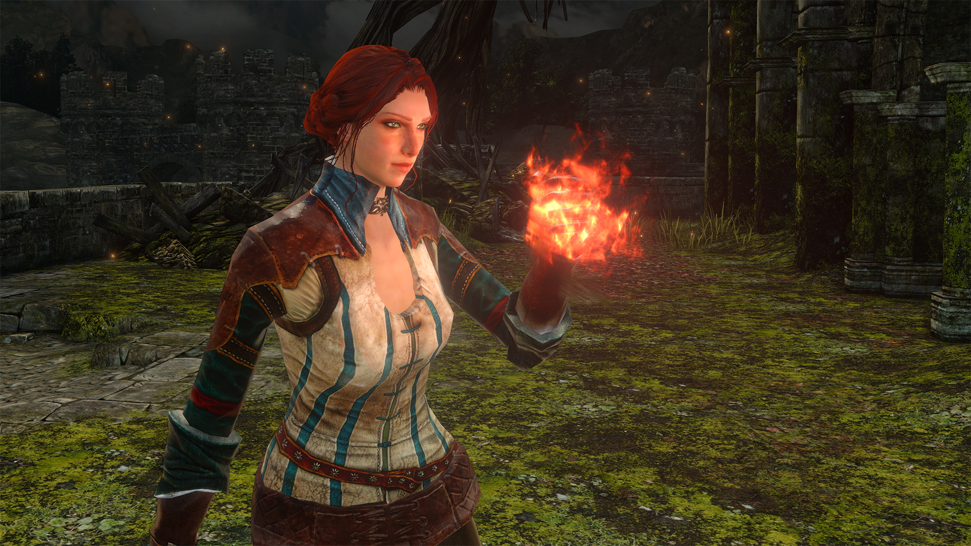 Witcher 2 nude mods hentia picture