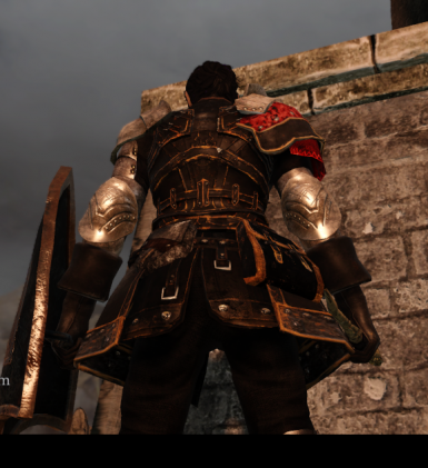 Full Pate's Armor Recolor