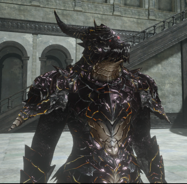Ams001 Black Dragon Armor I At Dark Souls 2 Nexus Mods And Community The black dragon emperor:highschool dxd x male reader. ams001 black dragon armor i at dark