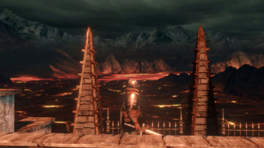 Inmerssion Sky mod for Iron Keep