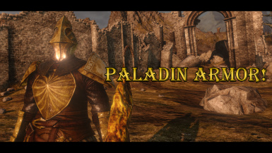 Paladin Set with Grant and Sanctus