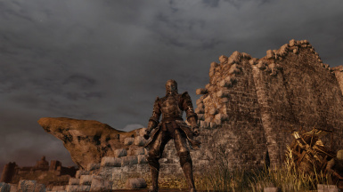 Alonne Captain and Knight set recolors Black Steel Silver or Gold