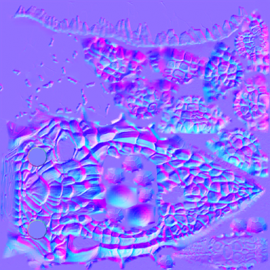 Normal map yay
