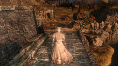 Leydia White Robes Recolored