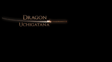 Dragon Uchigatana