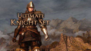 Ultimate Knight Set