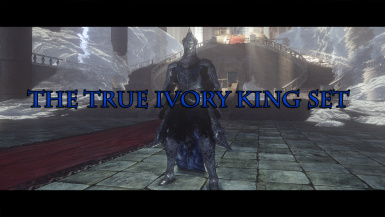 The True Ivory King (NOW WITH ICONS AND BOSS)