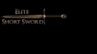 Elite Short Sword