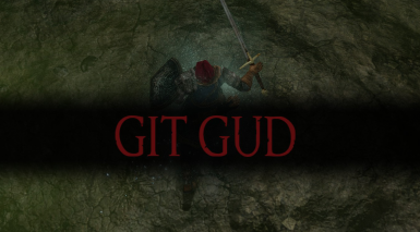 You Died Replacer - Git Gud