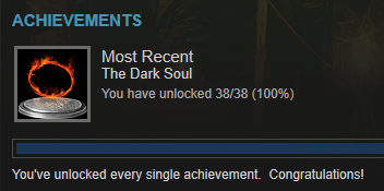 Dark Souls II SOTFS All Achievement saved file