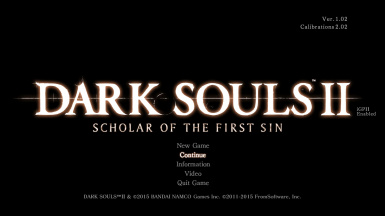 SotFS Title Screen - iGP11 Enabled Tag