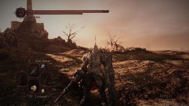Demon's Souls Tower Knight Re-texture Pack SOTFS
